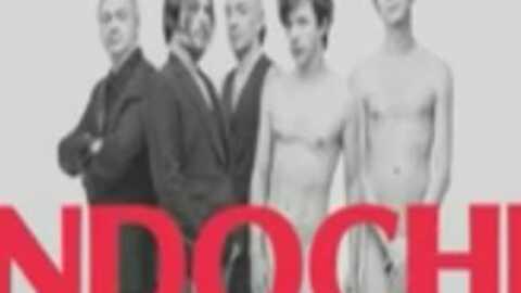 VIDEO Indochine: Nicola Sirkis nu pour sa promo