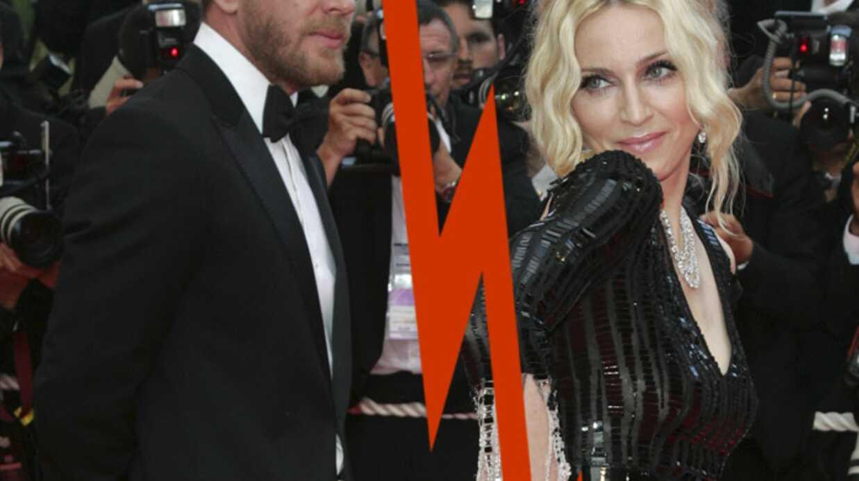 Le divorce de Madonna et Guy Ritchie prononcé ce matin