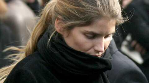 VIDÉO  Obsèques de Jocelyn Quivrin: les people venus en nombre