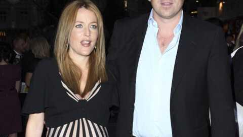 Gillian Anderson de X Files: maman d'un petit garçon