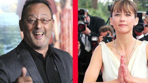 Sophie Marceau et Jean Reno comédiens préférés des Français