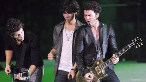 The Jonas Brothers adeptes de la manucure