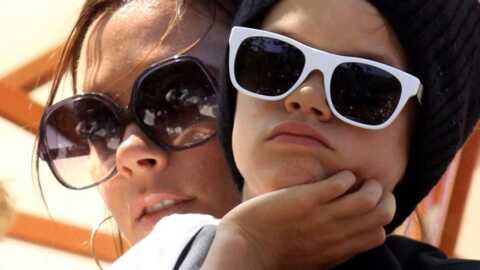 Victoria Beckham: son fils de huit ans crée sa ligne de lunettes