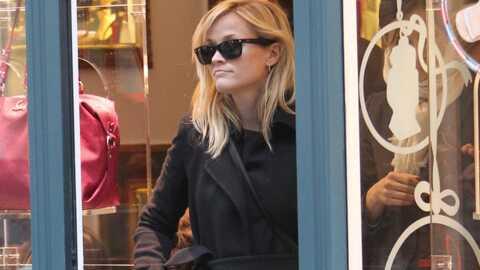 Reese Witherspoon: l'accro du shopping à Paris