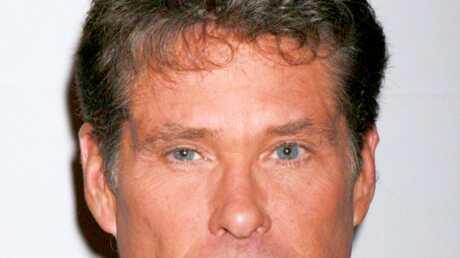 David Hasselhoff Opéré des yeux