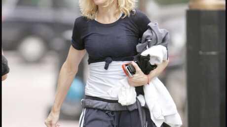 Madonna Sa nounou balance