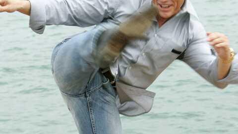 Jean-Claude Van Damme va risquer sa vie