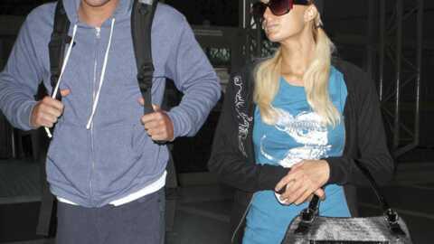 Paris Hilton et Doug Reinhardt: concours de drague