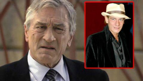 Robert de Niro touché par la mort de Guillaume Depardieu