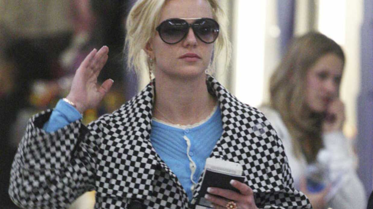 Britney Spears: son ex lui confie les enfants pour le 31