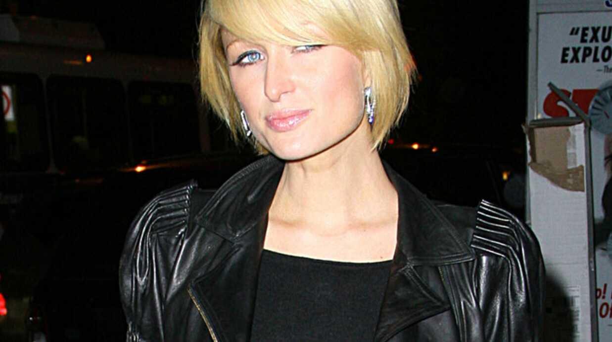 Paris Hilton pire actrice aux Razzie Awards