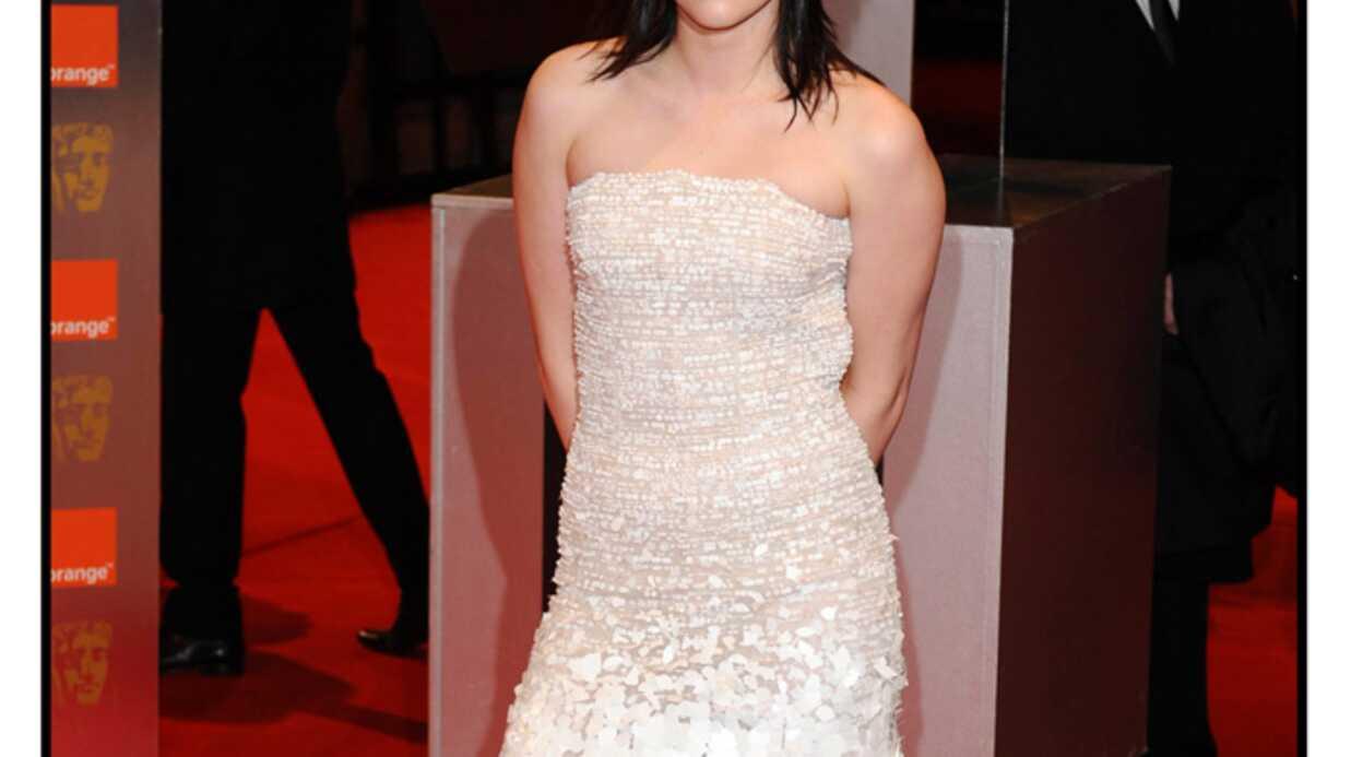 LOOK Bafta Awards: Kristen Stewart pas glamour en Chanel
