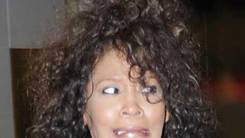 Whitney Houston: grosse colère à l'aéroport