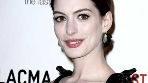 Anne Hathaway se trouve grosse