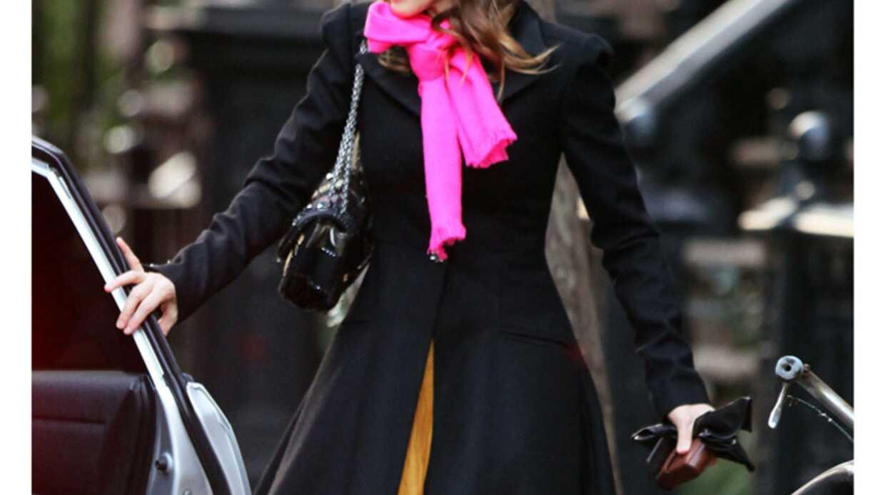 LOOK Sarah Jessica Parker: chic et colorée