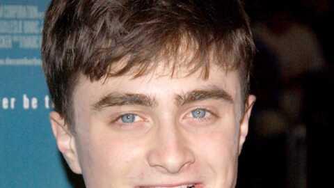 Daniel Radcliffe a eu une statue en fromage à son image