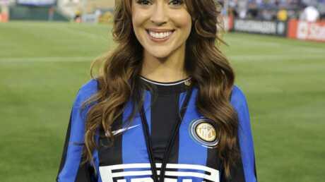 Alyssa Milano: supportrice ultra sexy de l'Inter Milan