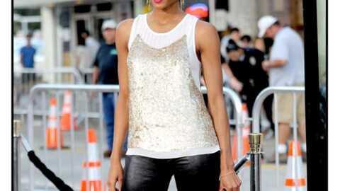 LOOK  La chanteuse Ciara a les cheveux courts
