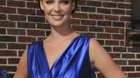 Katherine Heigl: Dur retour dans Grey's Anatomy