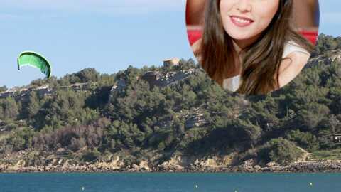En vacances chez Olivia Ruiz