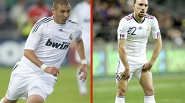 Benzema et Ribéry: hors-jeu?