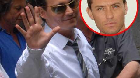EXCLU Johnny Depp, Colin Farrell, Jude Law: privés de Cannes