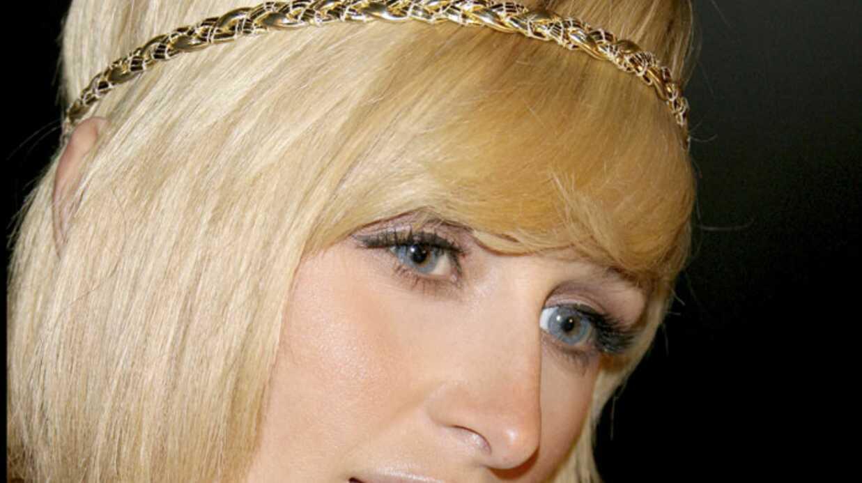 Drame: Paris Hilton perd son BlackBerry à Cannes