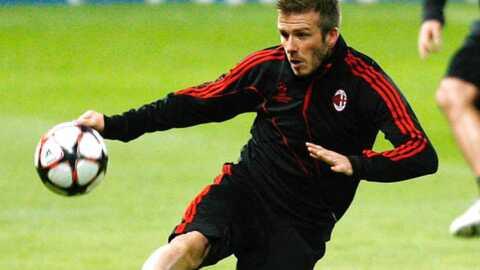 David Beckham dans le remake de «À nous la victoire»