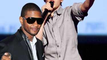Usher, gentil bienfaiteur