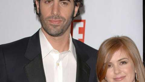 Sacha Baron Cohen et Isla Fisher se seraient mariés à Paris