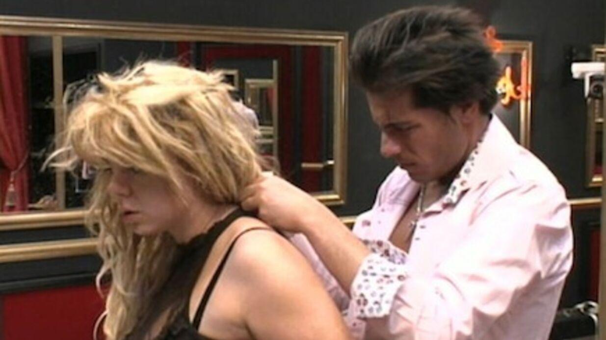 Carré Viiip: Giuseppe avec Cindy, la vidéo du baiser (quotidienne)
