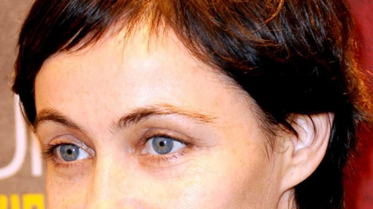 Emmanuelle Béart: son témoignage contre le cancer