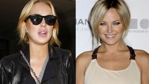 Lindsay Lohan: remplacée par Malin Akerman dans Inferno