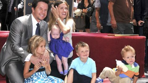 Mark Wahlberg attend (encore) un enfant