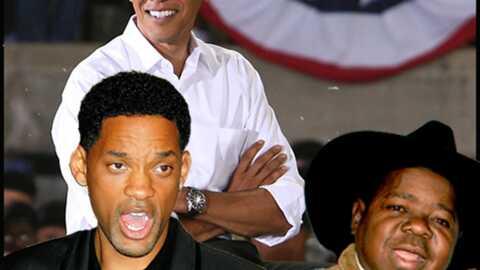 Sondage: Will Smith incarnera Barack Obama au cinéma?