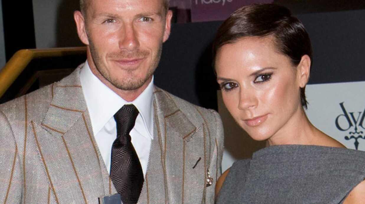 Victoria Beckham envie la beauté de David Beckham