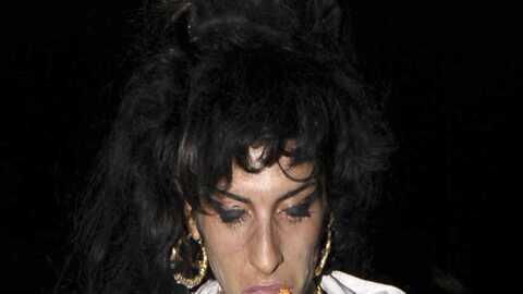 Amy Winehouse n'arrive pas à terminer son nouvel album