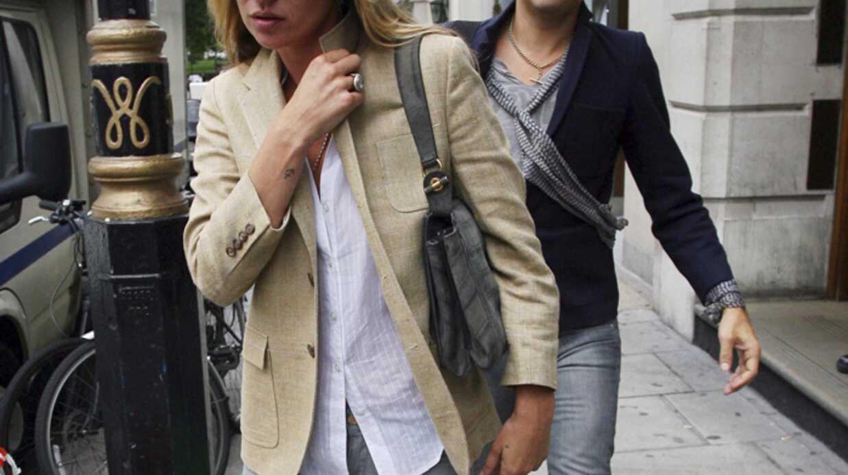 Kate Moss: c'est fini avec Jamie Hince des Kills