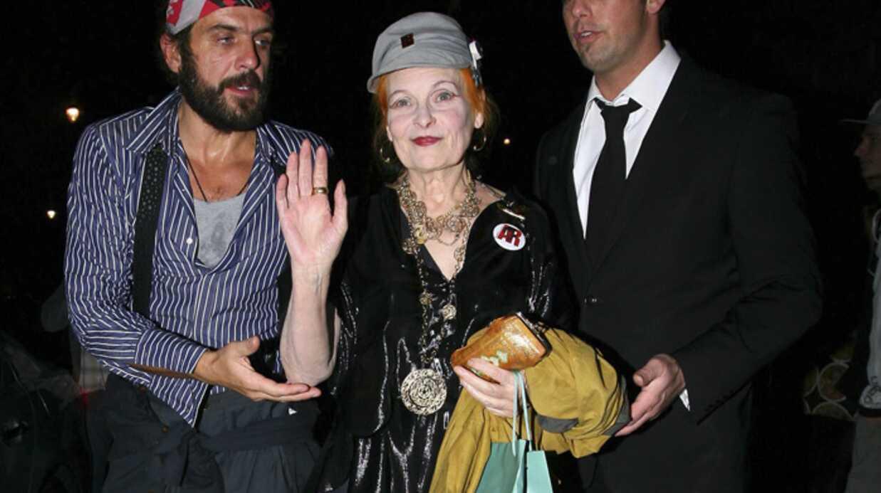 Vivienne Westwood: un style hippie pas chic