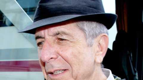 Leonard Cohen remonte sur scène après son malaise