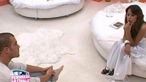 Secret Story 3: Daniela et Jonathan, le gros clash
