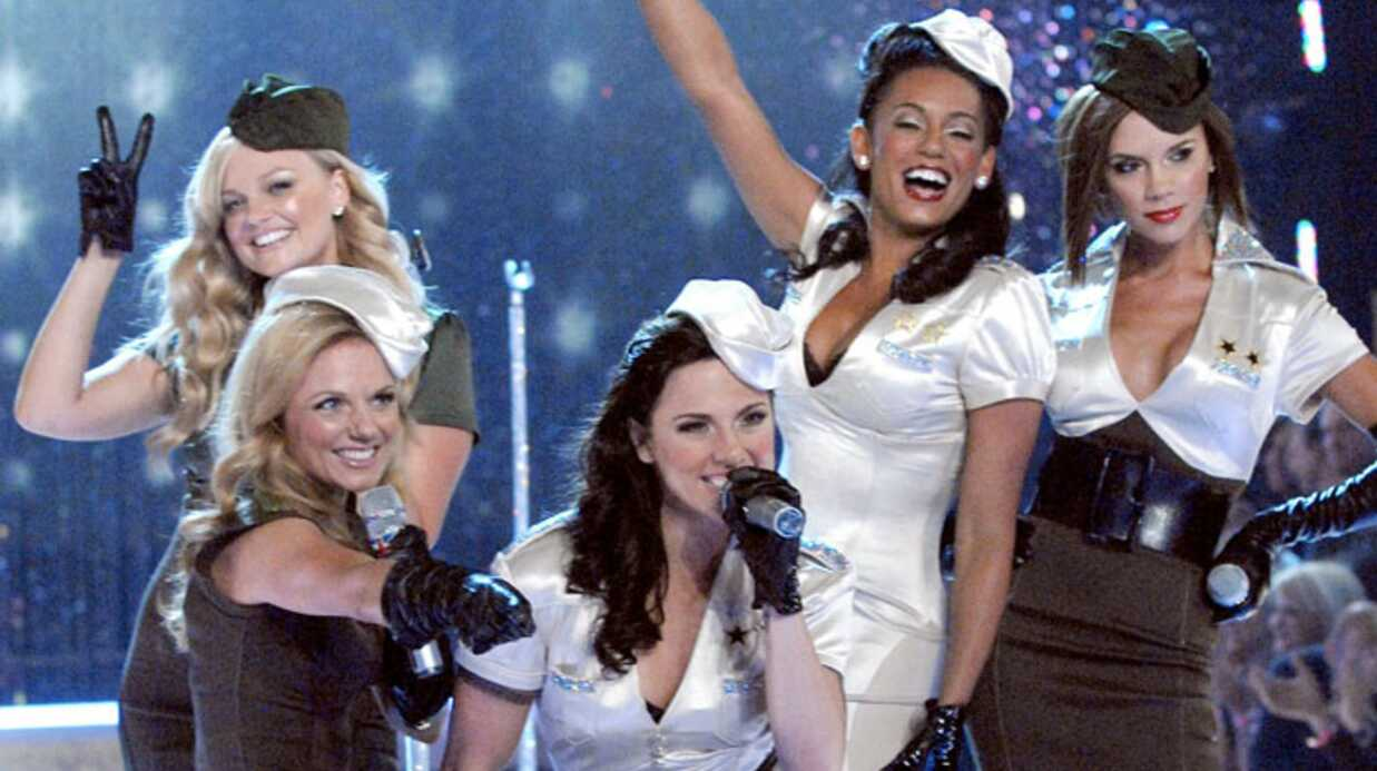 Les Spice Girls En retraite anticipée