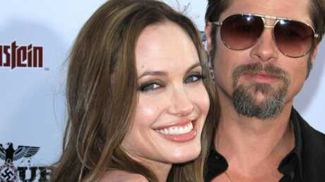 Brad Pitt et Angelina Jolie: la séparation