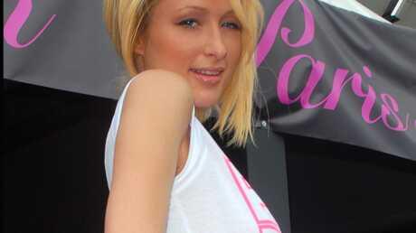 Paris Hilton Tricarde à Moscou
