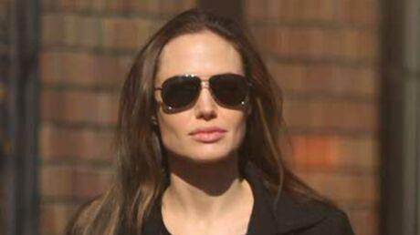Angelina Jolie interprètera un personnage de Patricia Cornwell