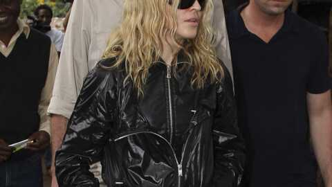 Madonna: une nounou au Malawi avec Mercy