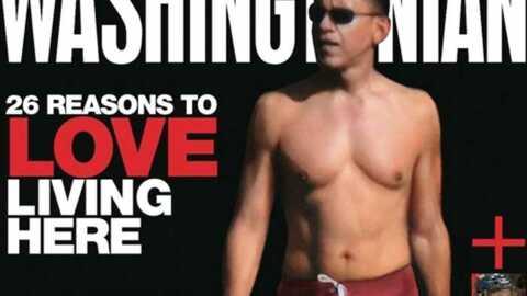 Barack Obama: sa photo déshabillée fait polémique