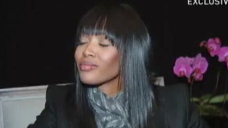 Naomi Campbell s'emporte contre un cameraman