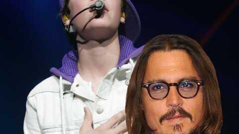 Johnny Depp: ses enfants rencontrent Justin Bieber