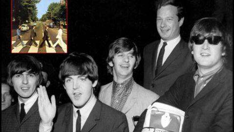 The Beatles: le passage piéton d'Abbey Road inscrit au patrimoine